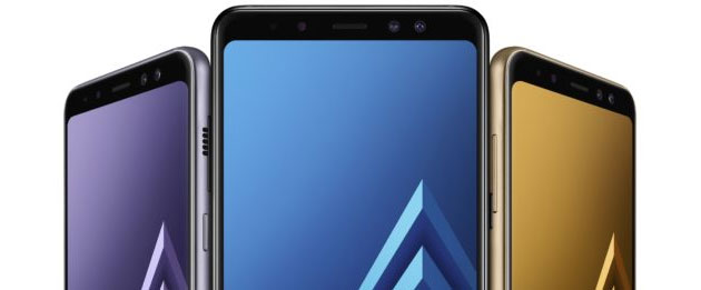 Foto Galaxy A8 plus 2018, il successore sembra imminente