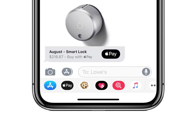 Business Chat di Apple porta le aziende in Messaggi