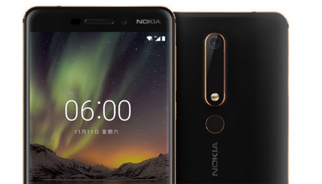 Nokia 6.1 2018 in Italia con Google Home Mini in regalo