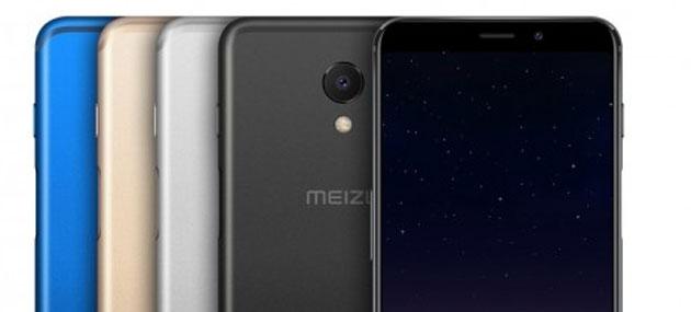 Meizu M6s ufficiale con schermo 18:9