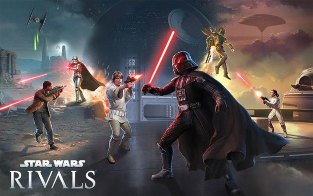 Star Wars: Rivals per iOS e Android in arrivo