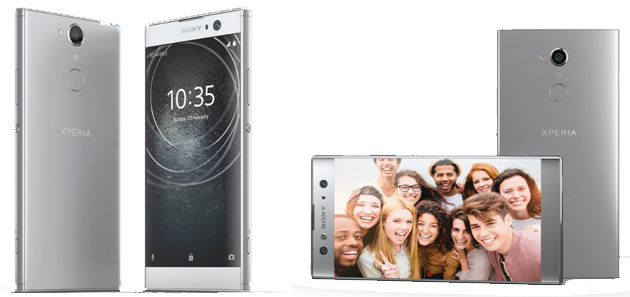 Sony Xperia XA2 e XA2 Ultra con Snapdragon 630 e Android 8 Oreo: Specifiche, Foto, Video e Prezzi in Italia