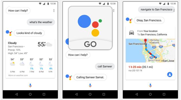 Google Assistant Go porta anche sui telefoni Android economici Google Assistente