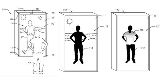 Amazon brevetta lo specchio intelligente per provare vestiti virtuali