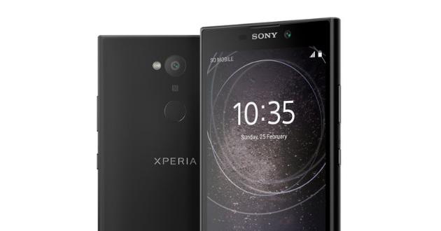 Sony Xperia L2 con display 5.5 HD e grande batteria in Italia