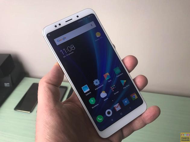 Recensione Xiaomi Redmi 5 Plus con ROM Italiana