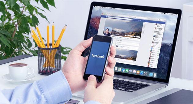 Facebook testa le Storie su PC