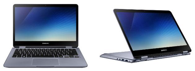Samsung Notebook 7 Spin 2018, un PC flessibile per gli utenti di tutti i giorni