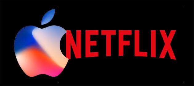 Apple potrebbe compare Netflix con probabilita' di 2 su 5