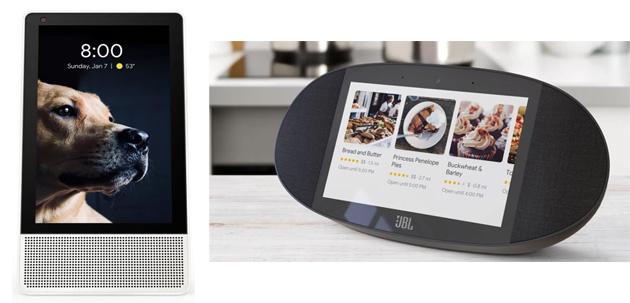Smart Display con Google Assistente, guida agli schermi intelligenti Android Things