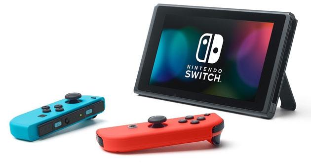 Foto Nintendo Switch, da Facebook e Twitter ora possibile aggiungere amici