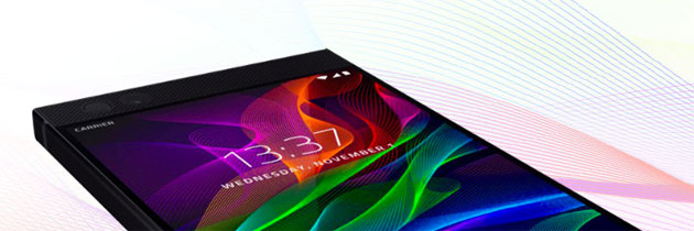 Razer Phone 2 potrebbe essere annunciato il 22 maggio