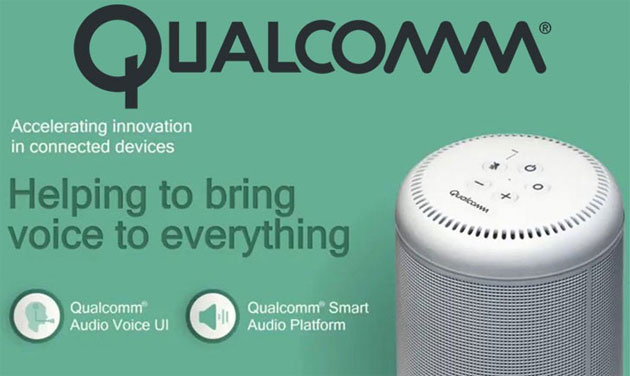 Qualcomm lancia Smart Audio Platform con Cortana