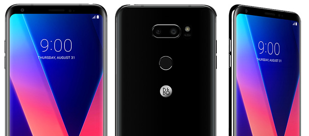 Foto LG V30 Plus in Italia con TIM: Specifiche e Offerte