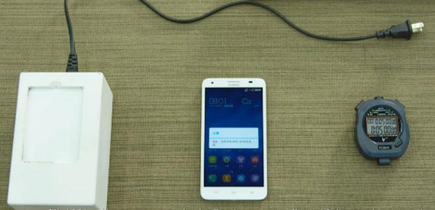 Huawei presenta tecnologia di ricarica rapida di nuova generazione 10 volte piu' veloce