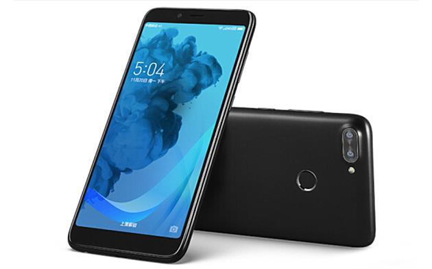 Lenovo K320t, Android economico con display 18:9 e doppia fotocamera