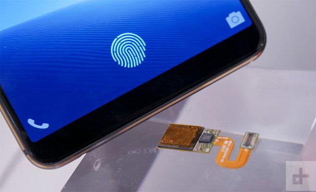 CES 2018: Vivo mostra il primo smartphone con sensore ID nel display!