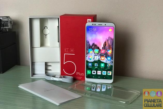 Recensione Xiaomi Redmi 5 Plus, un nuovo Best Buy