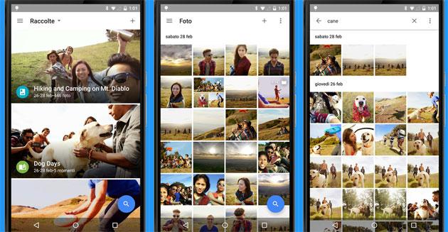 Google Foto, arrivano codici promozionali per upload in qualita' originale senza limiti gratis