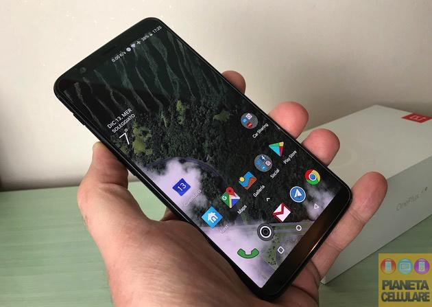 Recensione OnePlus 5T dopo un mese, Best Buy