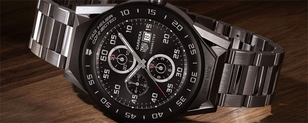 TAG Heuer Connected Modular 41, smartwatch modulare Android Wear 2.0