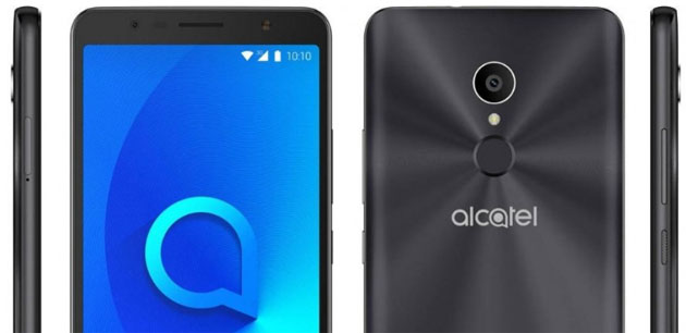 Foto Alcatel 3, 3C, 3V, 3X ufficiali con display FullView 18:9