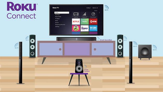 Roku sviluppa assistente vocale per altoparlanti smart e apre Roku OS ad altri produttori