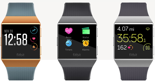 Fitbit OS, sistema operativo per wearable Fitbit creato con Pebble