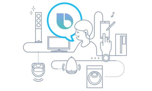 Samsung con Bixby investe sul futuro tutto connesso