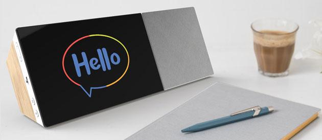 Archos Hello, smart speaker con assistente anche per gestire casa disponibile da Settembre