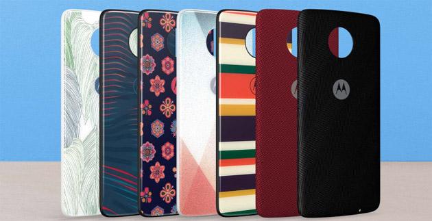 Motorola Style Shells, cover per personalizzare ora anche con Gorilla Glass 5