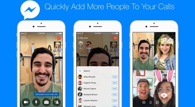 Facebook Messenger, novità per le aziende