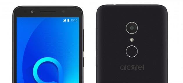 Alcatel 1X, smartphone Android Oreo Go edition