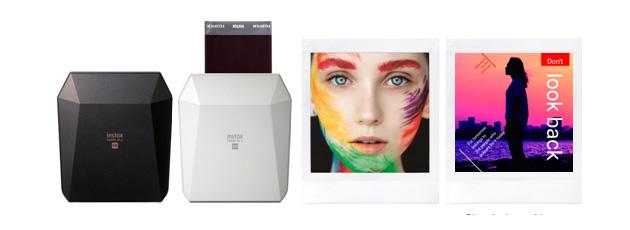 Fujifilm Instax Share SP3, stampante per smartphone iOS e Android