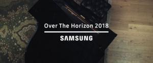 Samsung Over the Horizon 2018, la suoneria del Galaxy S9