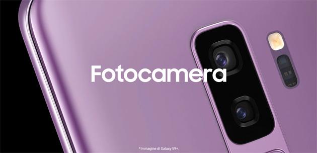 Samsung Galaxy S9 punta sulla Fotocamera: cosa offre