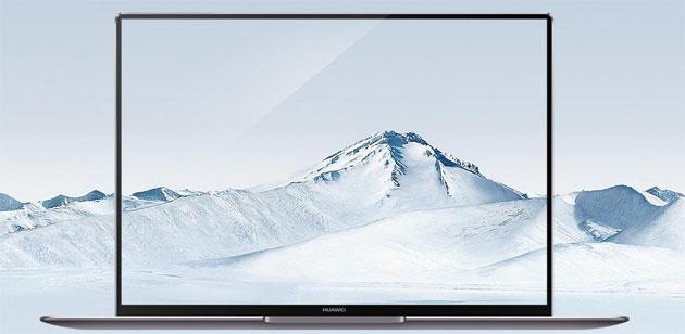 Huawei MateBook X Pro, notebook con fotocamera a scomparsa e bordi molto sottili