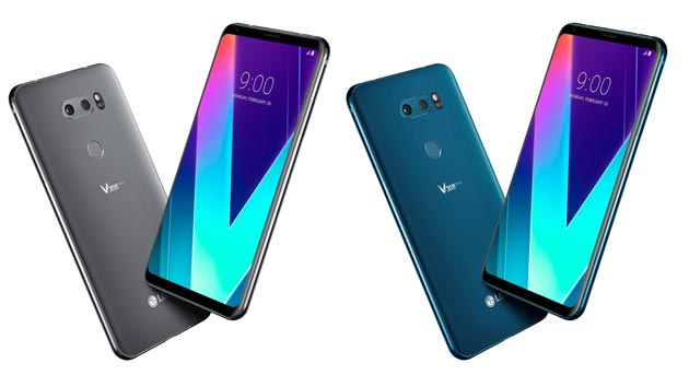 Foto LG V35 ThinQ, specifiche principali trapelate
