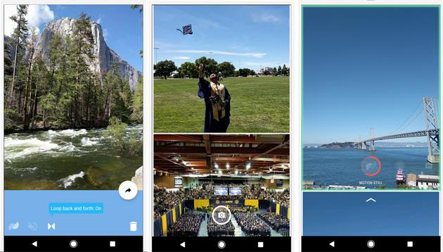 Motion Stills 2.0 introduce gli Adesivi AR
