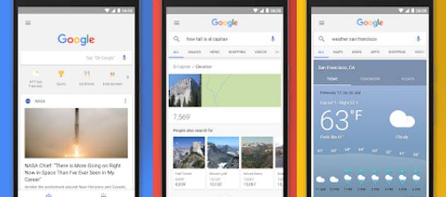 Google app consente di modificare e condividere screenshot