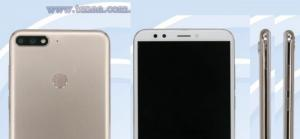 Huawei Enjoy 8 (Honor 7C), prime specifiche e foto dal vivo