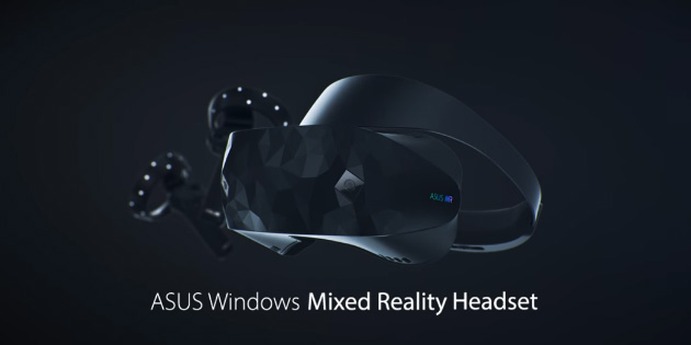 Foto ASUS Windows Mixed Reality HC102, visore di Realta' Mista in Italia a 449 euro