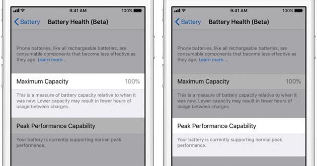 Apple, come funzionano Stato Batteria su iPhone e Gestione carica su iPad