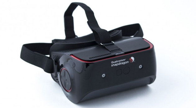 Qualcomm presenta il kit di sviluppo Snapdragon 845 VR con visore
