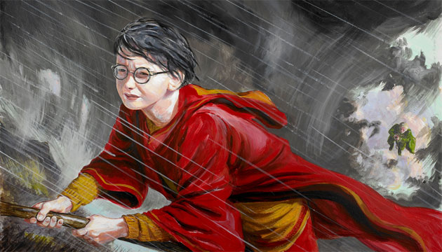 Harry Potter, la Storia della Magia su Google Arti e Culture