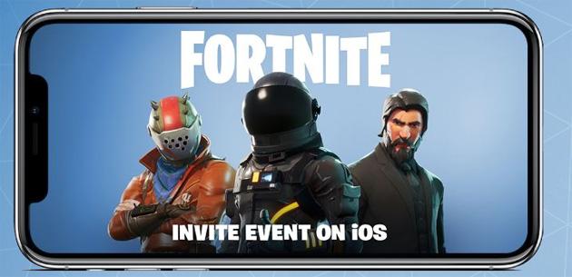 Fortnite Battle Royale in arrivo su iOS: come richiedere invito per giocare in anteprima