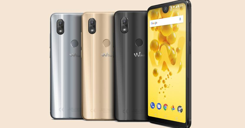 Foto Wiko View2 Pro e View2 in Italia: Specifiche, Differenze, Prezzi e Video
