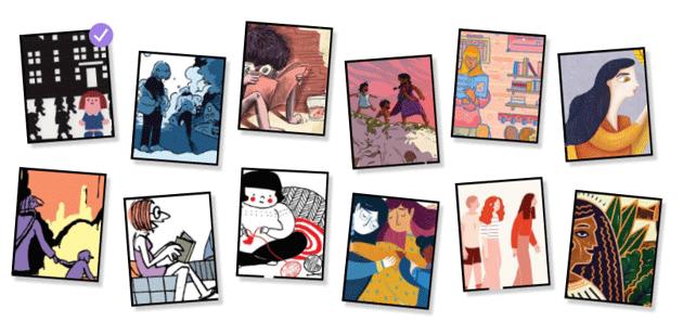 Google Doodle per la Festa della Donna 2018