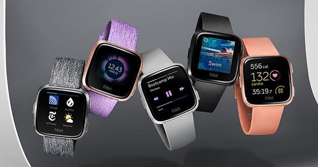 Fitbit Versa e il monitoraggio della salute femminile di Fitbit sono un successo