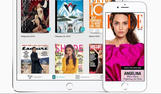 Foto Apple News potrebbe diventare il Netflix delle riviste